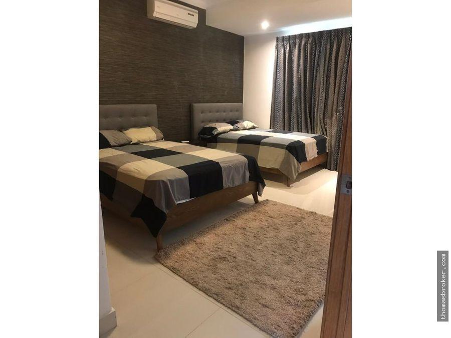 apartamento moderno 2 hab amuebladonaco