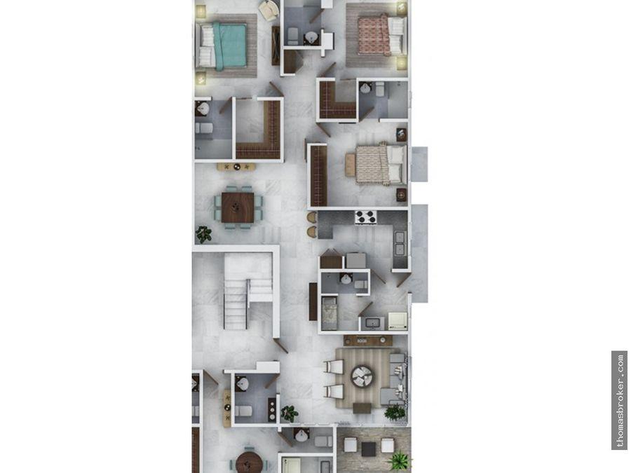 apartamento nuevo a estrenar evaristo