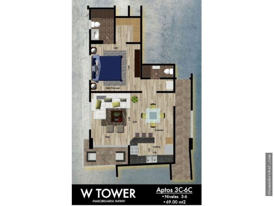 apartamentos 1habitacion modernos en seralles