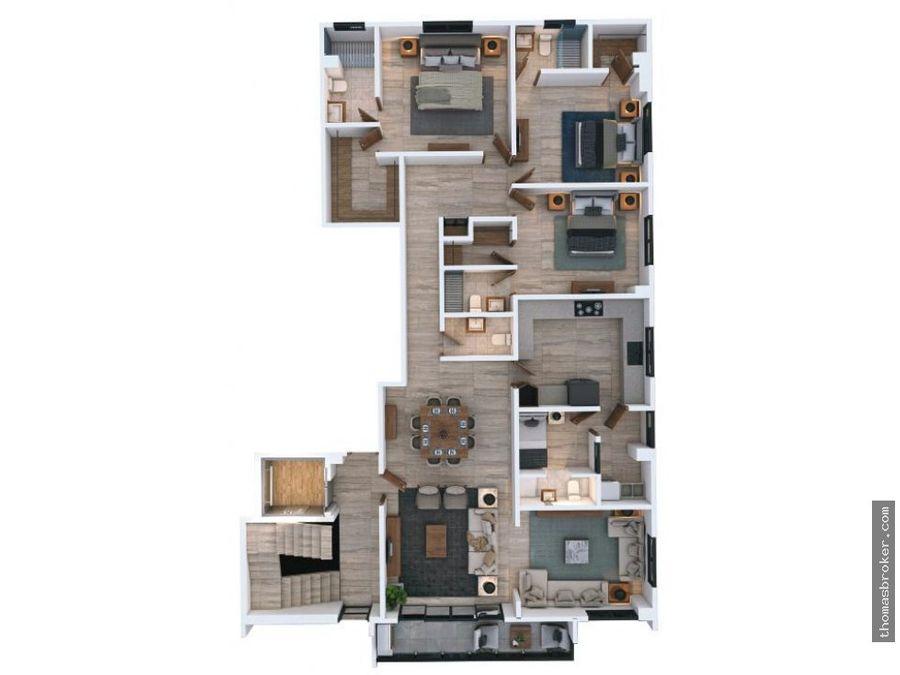 apartamentos 3hab modernos carea social mirador sur