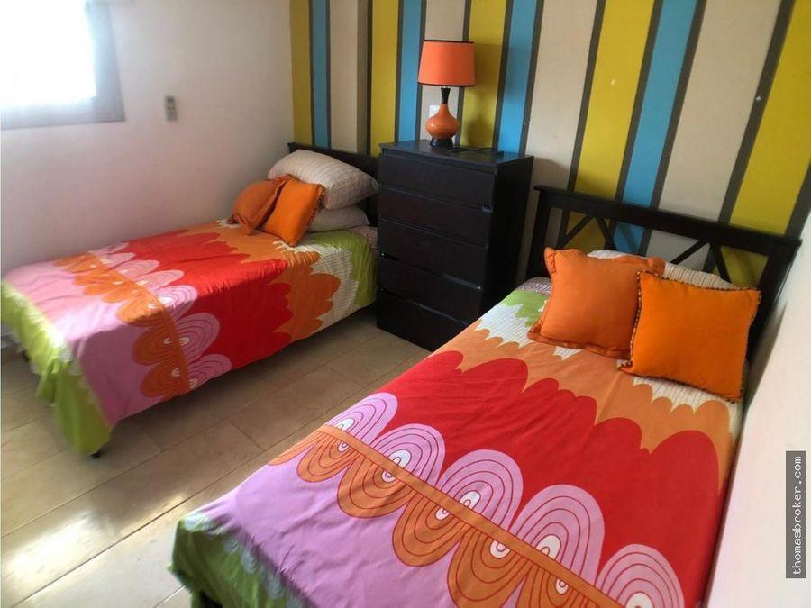 apartamento 3hab amueblado moderno seralles