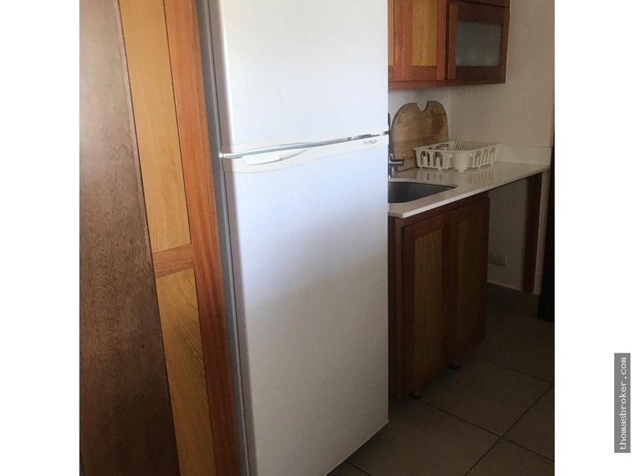 apartamento 2hab amueblado cpiscina piantini