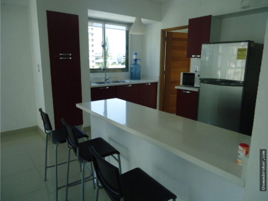 apartamento 3hab moderno carea social piantini