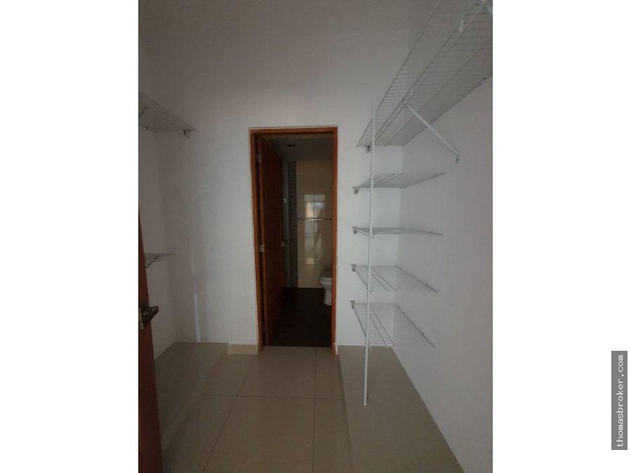 apartamento 2hab moderno carea social piantini
