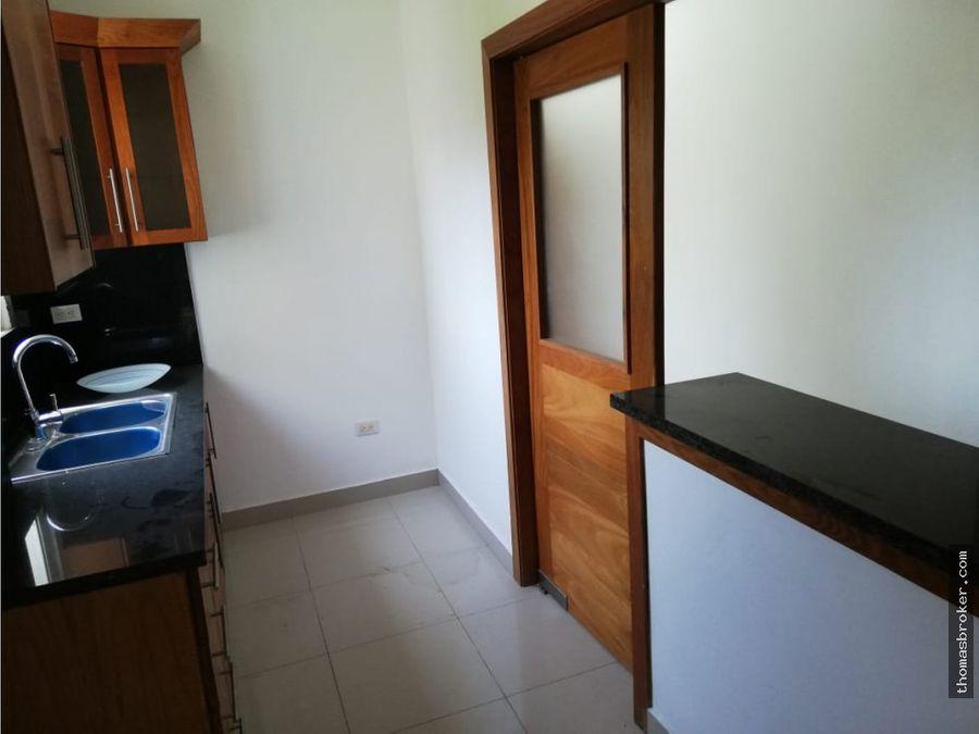 apartamento 2hab nuevo en evaristo