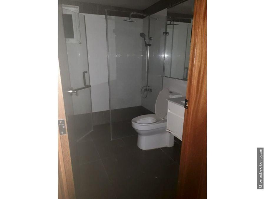 apartamento en alquiler 3hab cpiscina naco