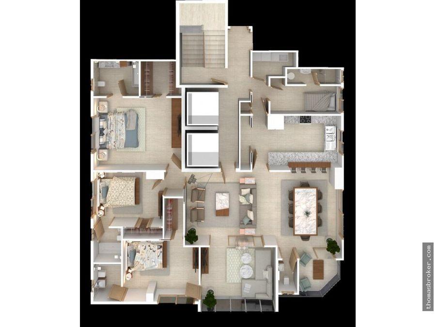 apartamentos 3habitaciones cpiscina listos 2021