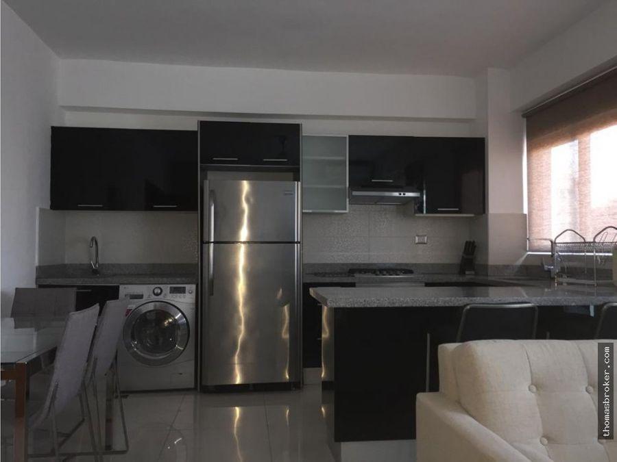 apartamento 1hab amueblado carea socialpiantini