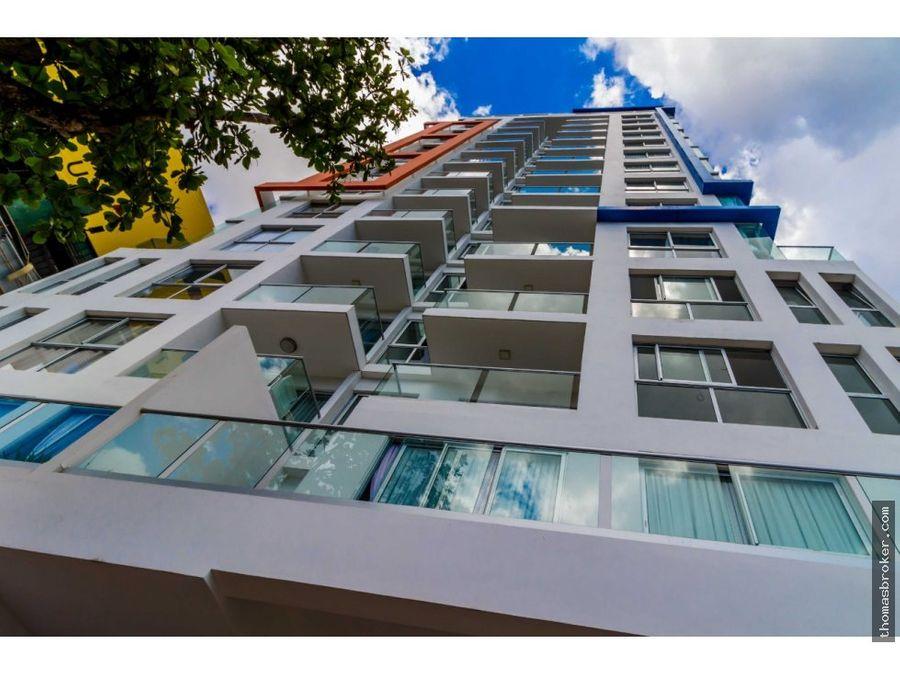 apartamento 1hab amueblado carea social rooftop
