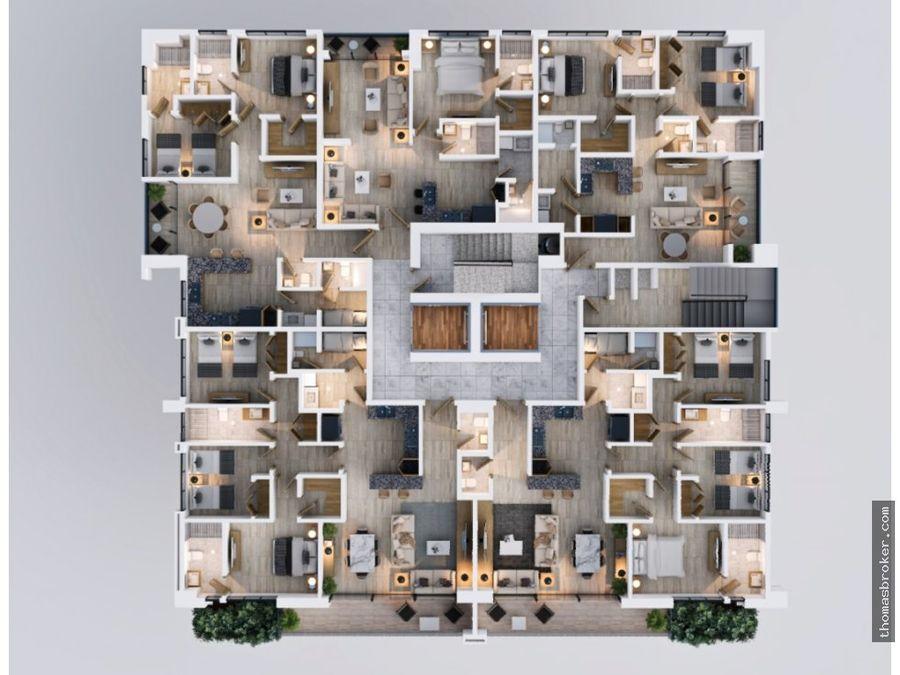 apartamentos modernos 3h listos 2022 seralles