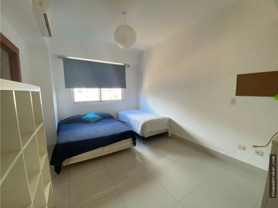 apartamento 3hab amueblado cpiscina bella vista