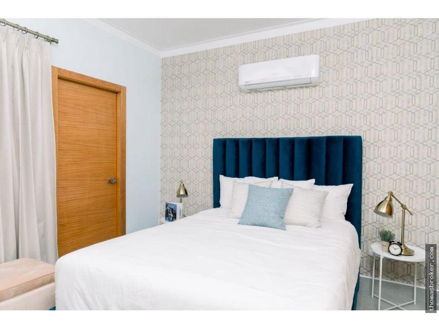 apartamento 1 habitacion con internet naco