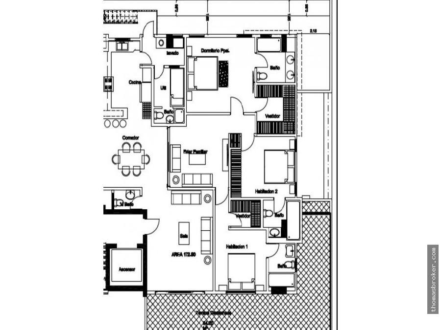 apartamento 3habitaciones cterraza listo 2020