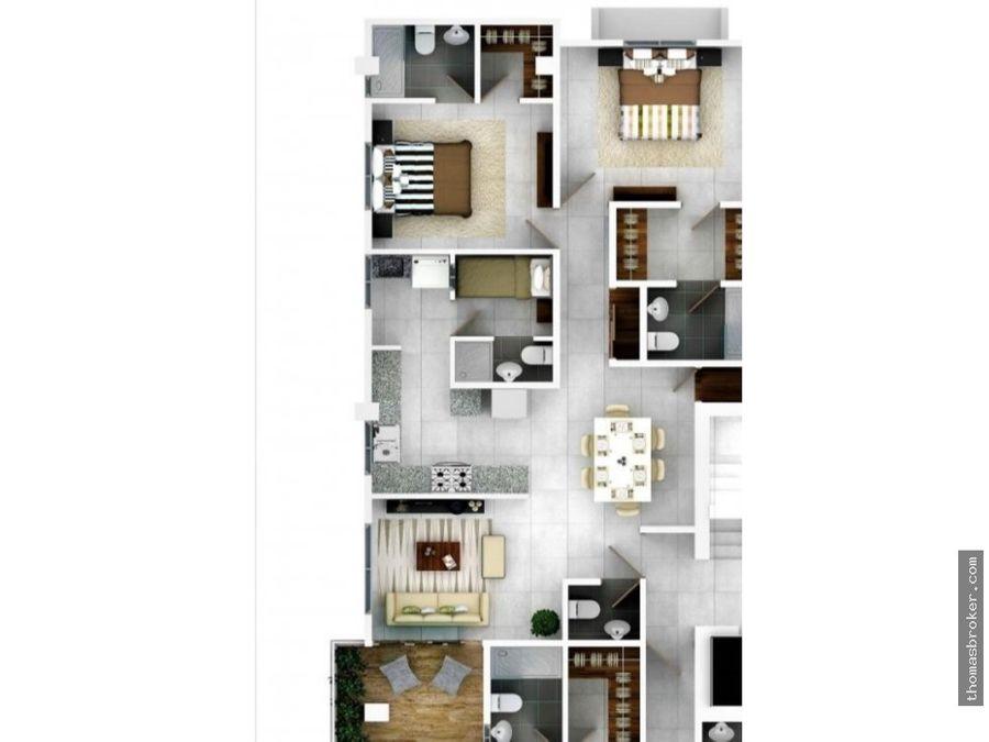 apartamento 2hab moderno listo final 2020 evaristo