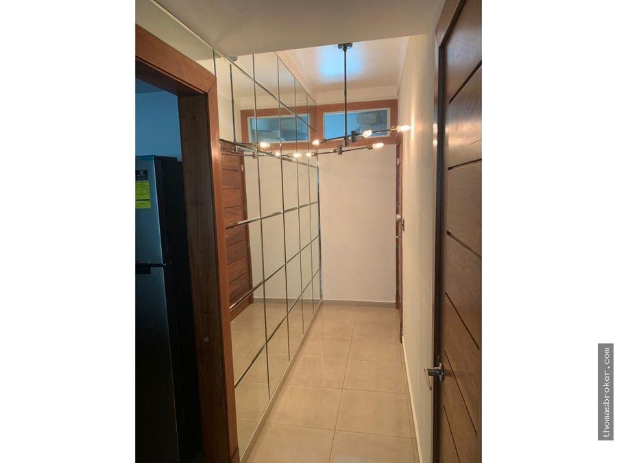 apartamento 2hab amueblado moderno en seralles
