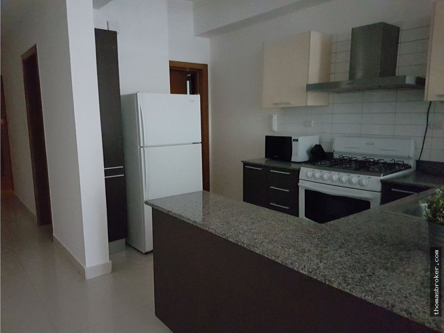 se alquila apartamento moderno 2hab seralles