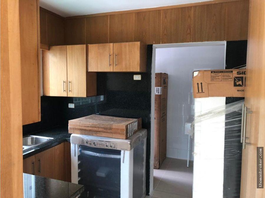apartamentos nuevos 3habitaciones en evaristo