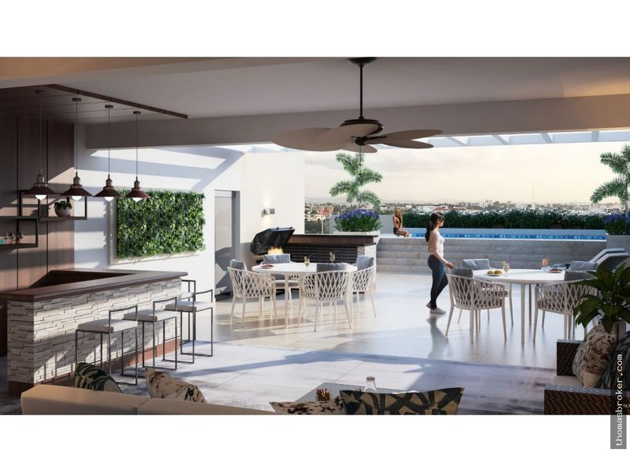 proyecto nuevo apartamento 3hab en naco 2022