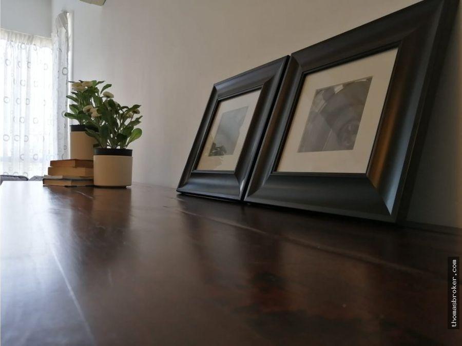 apartamento 1hab amueblado moderno la esperilla