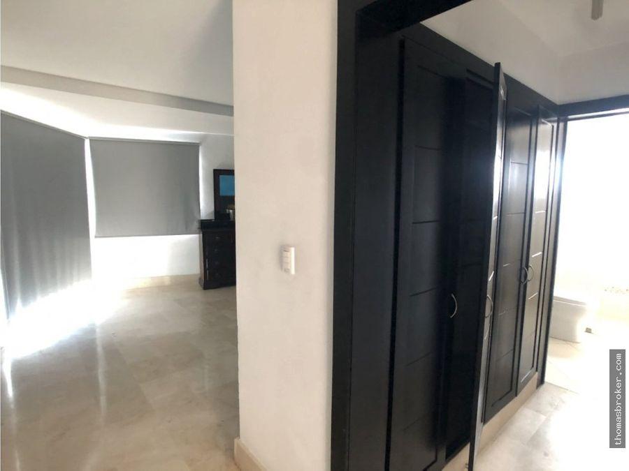 apartamento 3hab amueblado moderno el vergel