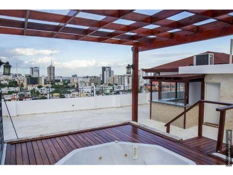 penthouse 3hab500mts dos niveles bella vista