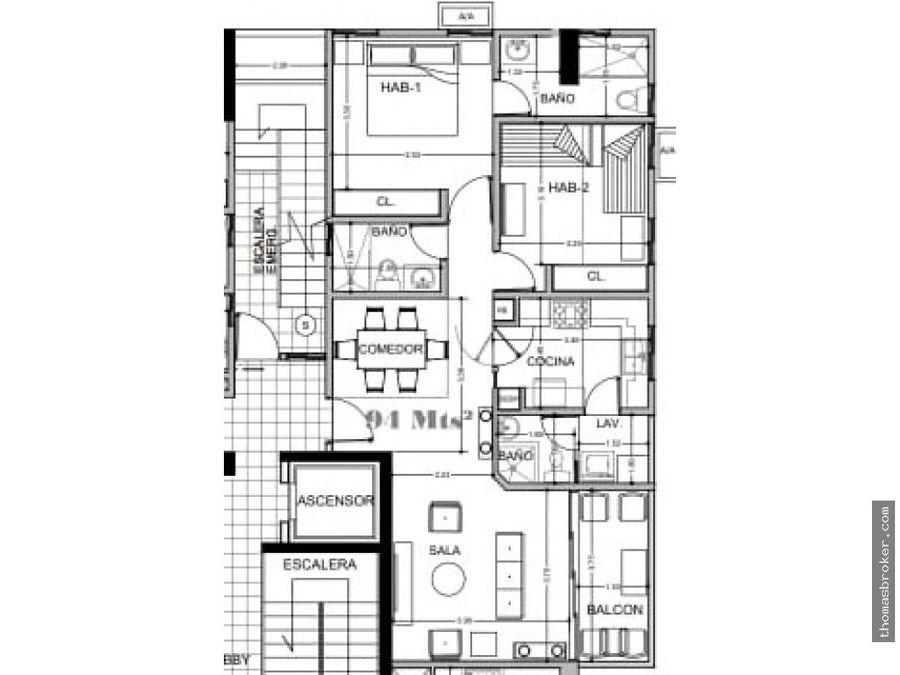 apartamentos moderno 2hab en el vergel 2020