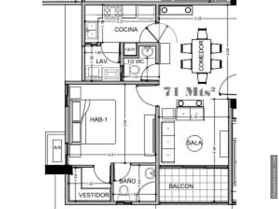 apartamentos 1habitacion moderno listos 2020