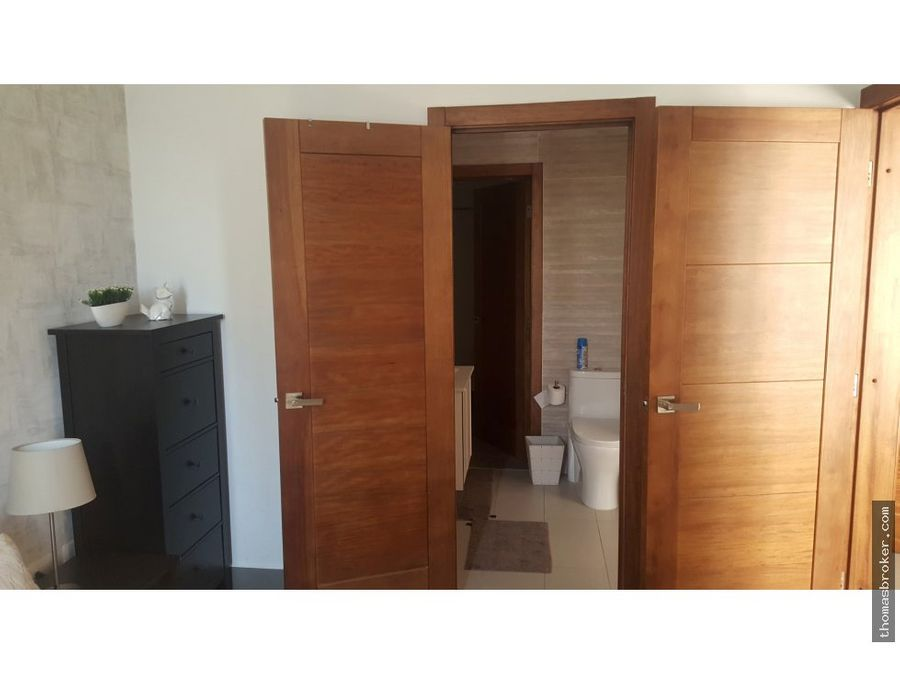 apartamento 1habitacion amueblado en evaristo