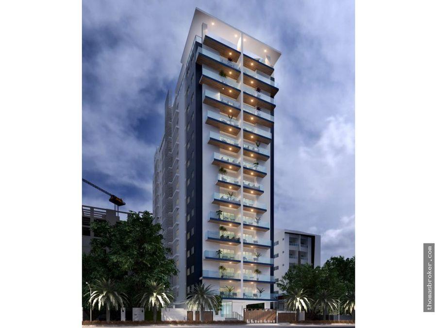 proyecto nuevo apartamentos 2hab listos 2022naco