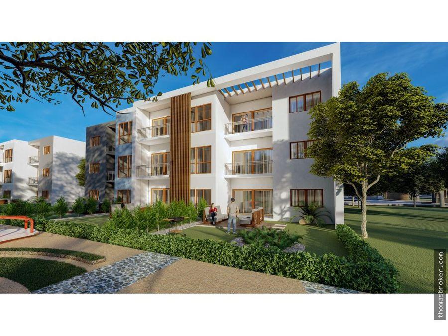 apartamentos 2hab modernos en residencial privado
