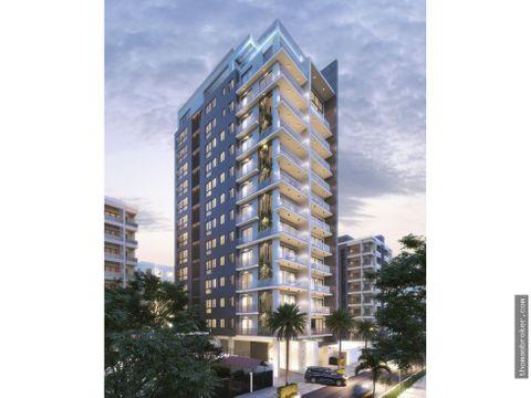 apartamentos 3hab lujo carea social naco