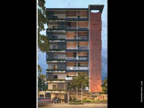 apartamentos 1hab moderno carea social gazcue