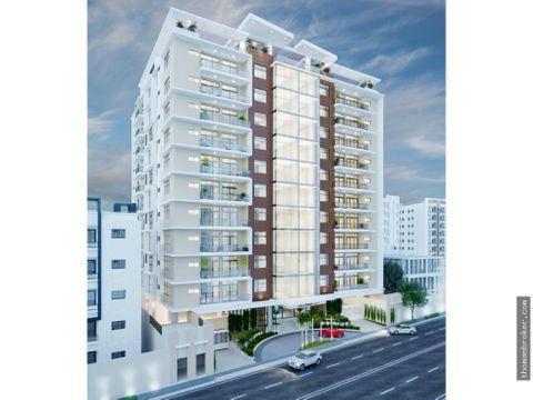 apartamento 1hab cpiscina rooftop bella vista