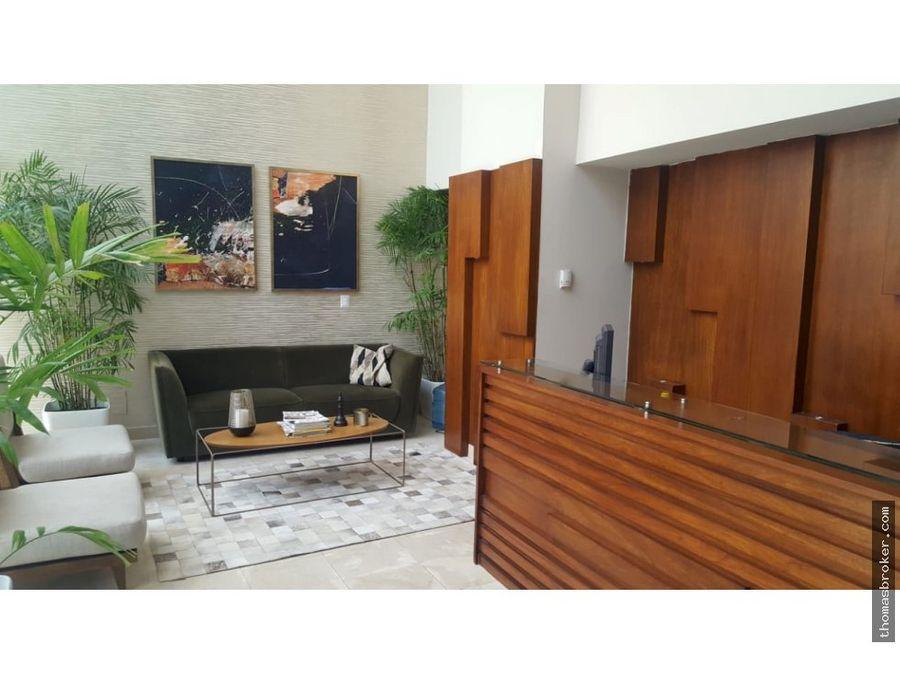 apartamento nuevo a estrenar 2hab en piantini