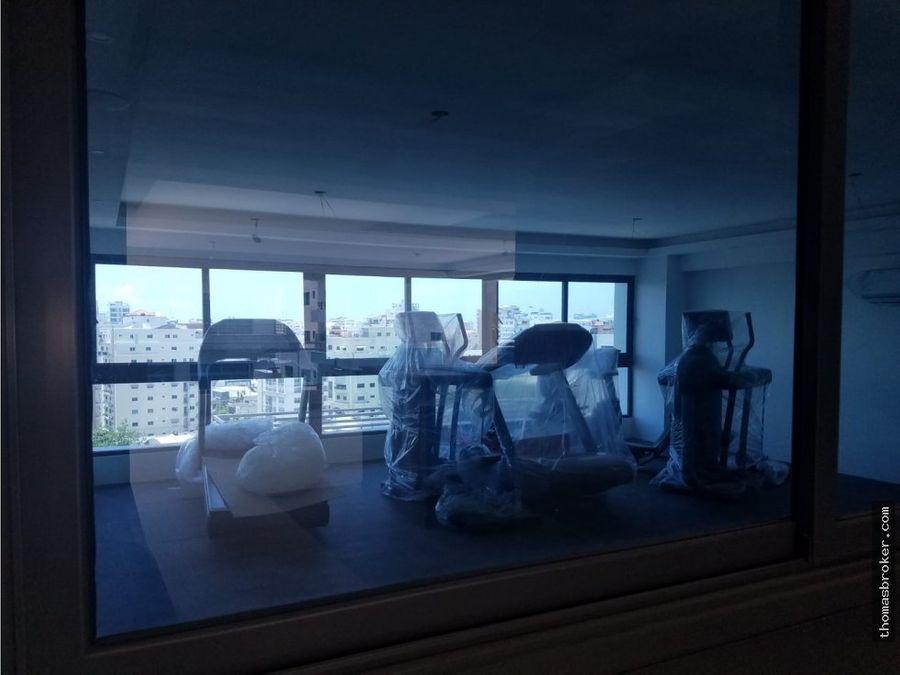 apartamento nuevo a estrenar en naco
