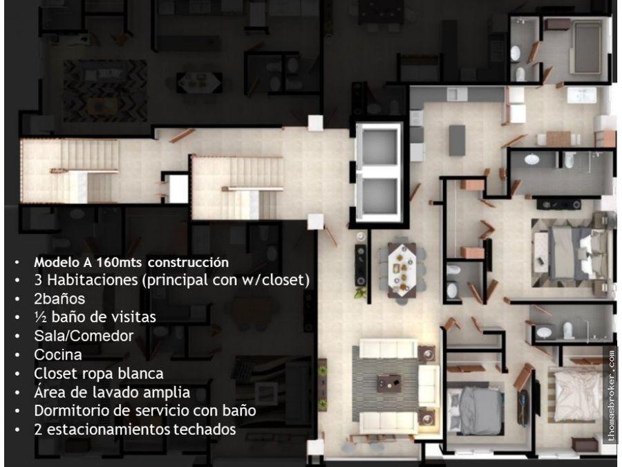 proyecto nuevo apartamentos moderno en seralles
