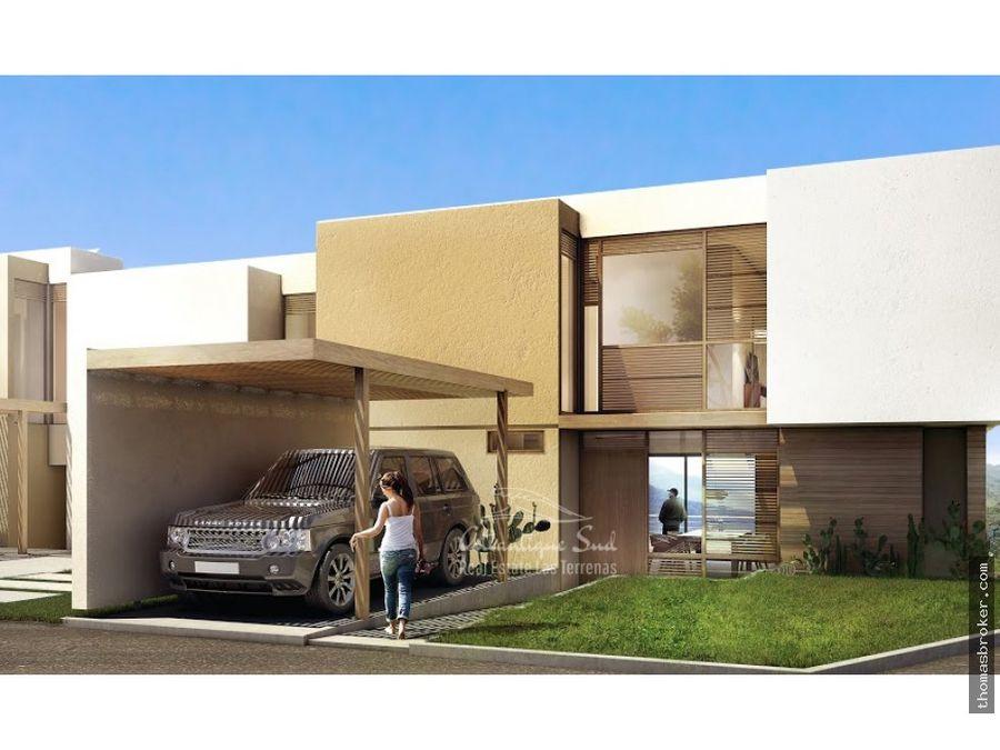 casas estilo duplex vacacionales cvistas