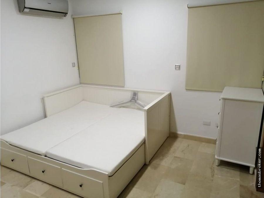 apartamento 3hab lujo amueblado la esperilla