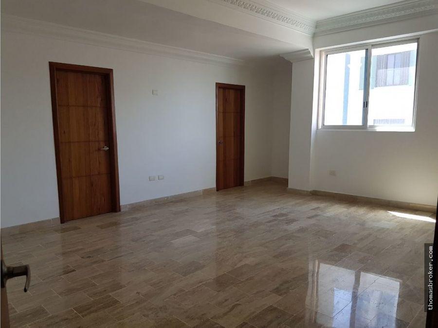 apartamento de lujo 320 mts amplia naco