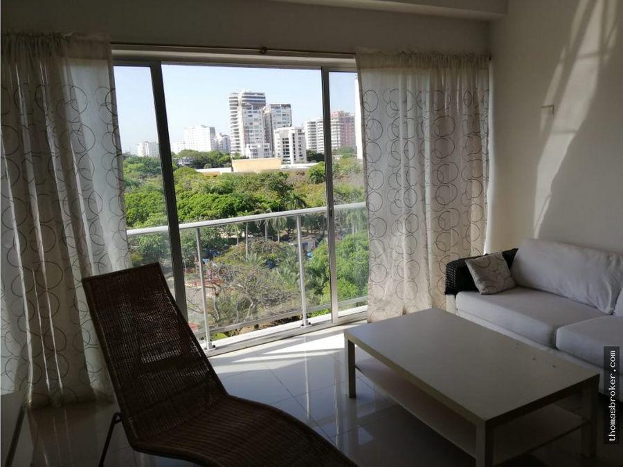apartamento 2hab amueblado alquiler la esperilla