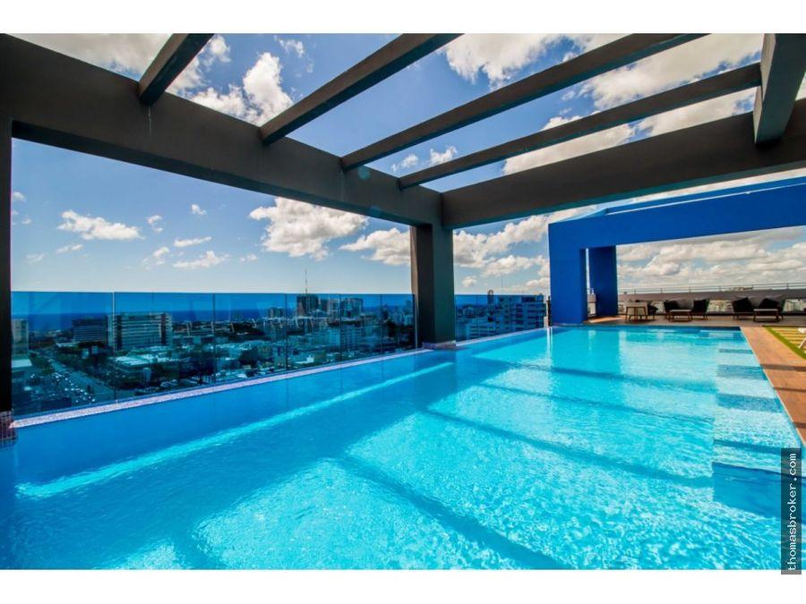 apartamento 1hab amueblado cpiscina rooftop