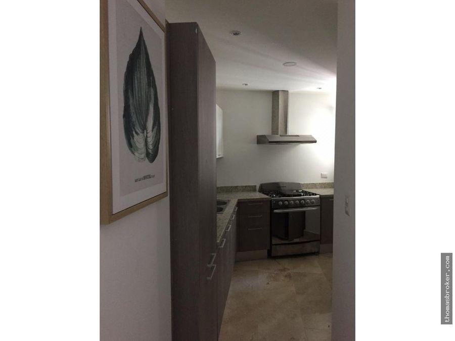 apartamento 2habitaciones amueblado naco