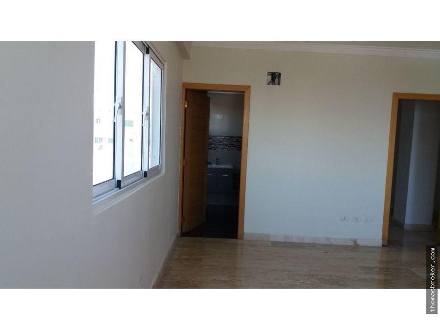 penthouse 3hab cterraza en naco 400mts