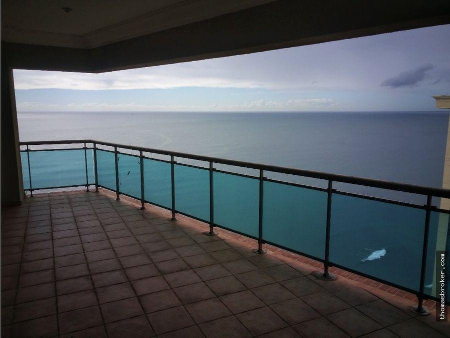 apartamento lujo 3habitaciones vista mar