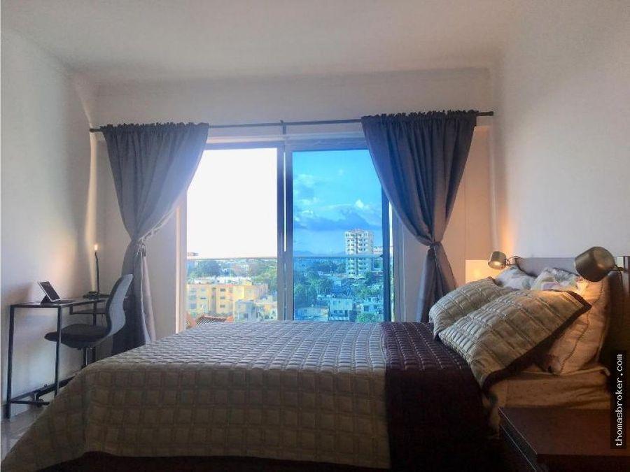 apartamento 2habitaciones amueblado bella vista