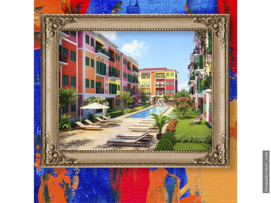 apartamentos 2hab estilo portofino bavaro