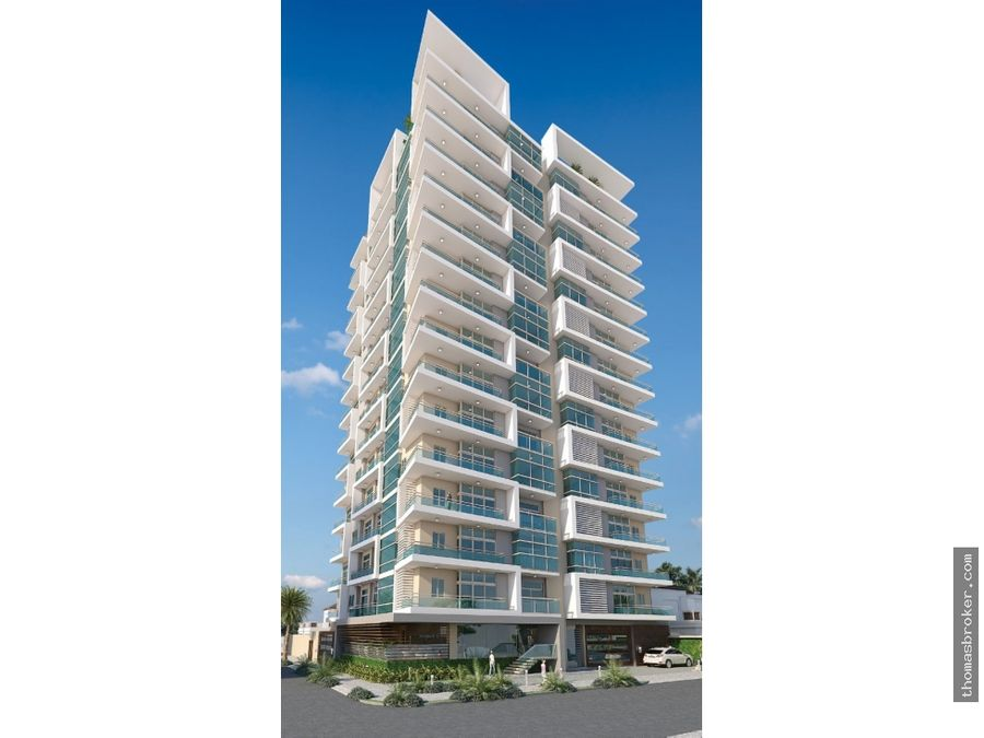 apartamentos 1hab lujo carea social rooftop piantini