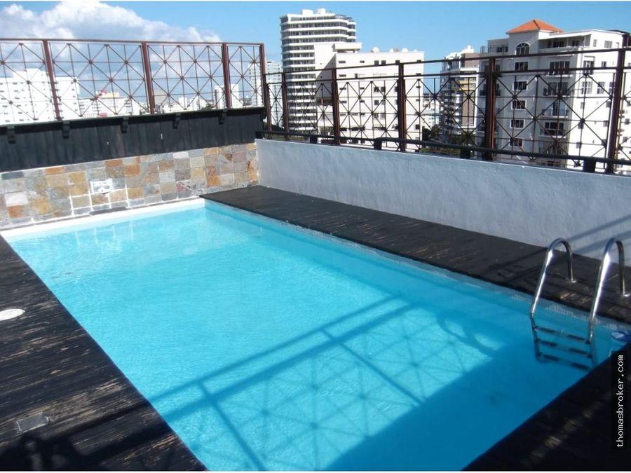 apartamento 3hab amueblado con piscina el vergel