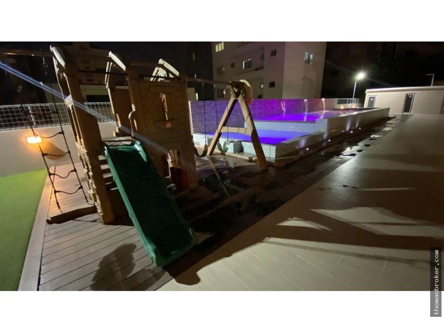 apartamento 2hab moderno c piscina paraiso