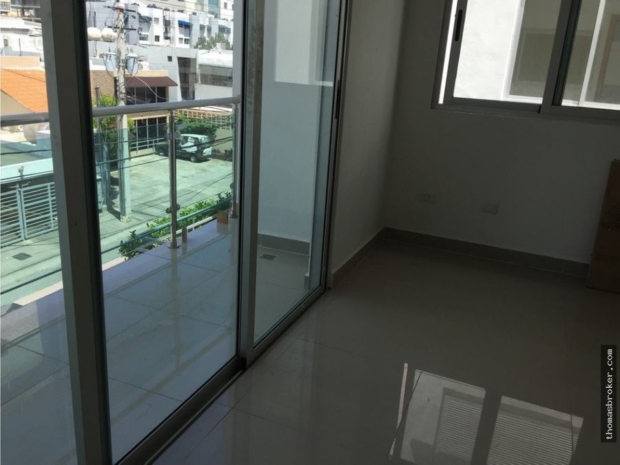 apartamento moderno 2hab evaristo morales